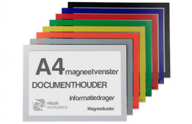 Magneetvenster A4 formaat