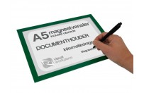 Magneetvenster A5 (incl. uitsnede)