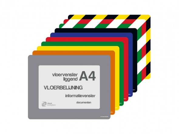 Vloervensters A4